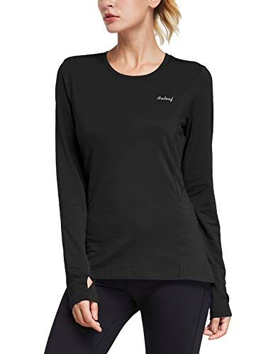 Baleaf Womens Sleeve Thermal Running product image