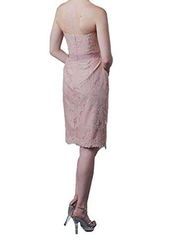 Charmant Jaket Etuikleider mit Schwarz Knielang Brautmutterkleider Ballkleider Abendkleider Partykleider Damen Schwarz rPpxqAwrz