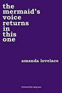 Book Cover: the mermaid's voice returns in this one