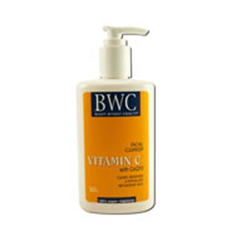 Beauty Without Cruelty Organic Vitamin C With CoQ10 Facial Cleanser - 8.5 fl oz