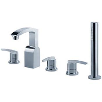Fluid Faucets F2116 Jovian Roman Bathtub Faucet without