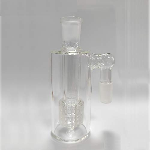 Reclaim Catcher Can be Reused Essential Adapter 14mm 90 Degree SOLLKO Glass Collector Scientific Glass Tube Adapter