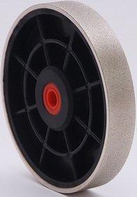 "8""x1-1/2"" Diamond Flat Lapidary and glass Grinding Wheel-280Grit"