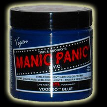 Manic Panic Voodoo Blue Hair Dye #23; 4fl. oz
