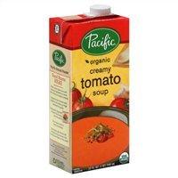 Pacific Organic Soup, Creamy Tomato, 32 Oz. (Pack of 6)