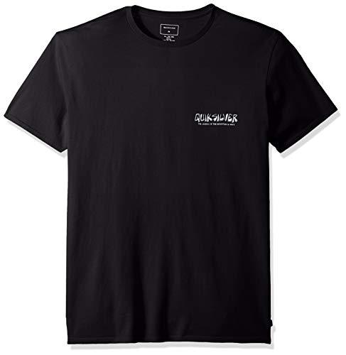 Quiksilver Mens The Original Mountain and Wave Tee Shirt
