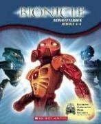 Boxset #1-4 With Mask (Bionicle Adventures) (No. 1-4) pdf epub