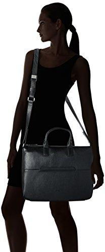 BREEFaro 6 - Bolsa de Hombro Mujer Negro (Negro 900)