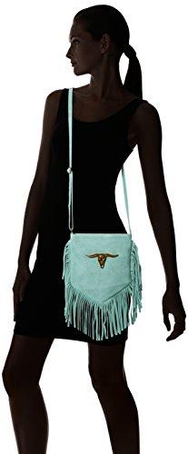 1518 Borse sac bandoulière Marina Turquoise Chicca Marina 5fTwqc