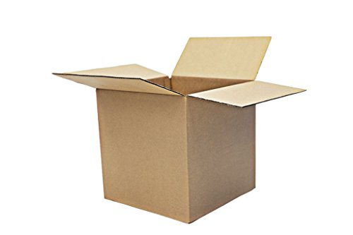 TOTALPACK Ultra-Strong Single-Wall 17.5'' x14.5'' x13'', 32 ECT-(#44) Cardboard Corrugated Moving & Packing Boxes - Heavy-Duty Recyclable Multipurpose Shipping Boxes, Easy-To-Use & Pack Design-Pack Of 25 by Totalpack