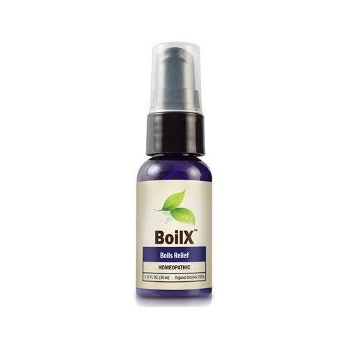 BoilX tratamiento natural para forunculos