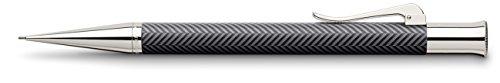 GRAF von Faber-Castell Guilloche Propelling Pencil - Cisele Black