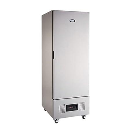 Foster fsl400l congelador, bajo en la pared, vertical, 400 L ...