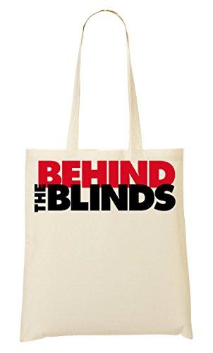 Behind The Blinds Bolso De Mano Bolsa De La Compra