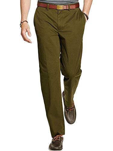 Polo Ralph Lauren Mens Big & Tall Classic Fit Stretch Twill Pants