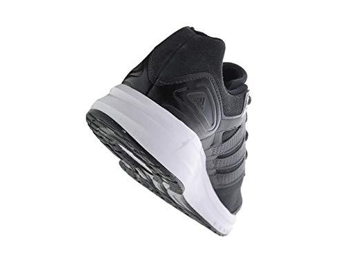 Scarpe Corsa Duramo Adidas Uk M Da 8 6 Black White Nbsp;lea