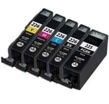 CLI226 INK CARTRIDGE FOR CANON IP4820 IX6520 MG5120 MG5220 MG6120 MG8120 MX882