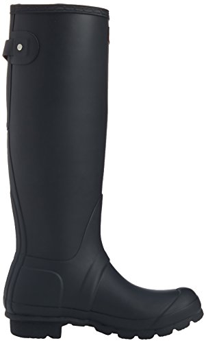 Hunter Mujer Back Original Botas Adjustable para Azul NAVY W24893 rra0xFU