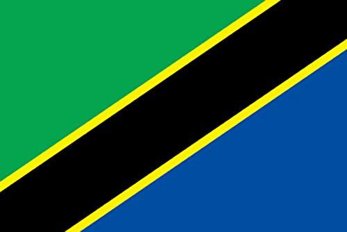 国旗 タンザニア No.2 No.23200(取寄商品)   B01J1NPYQG