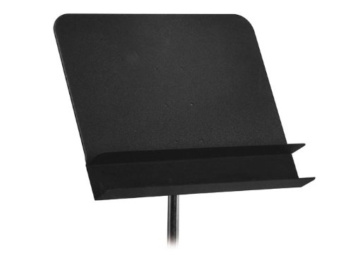 (Hamilton Encore Orchestra Stand with Double Shelf, Single Pack)