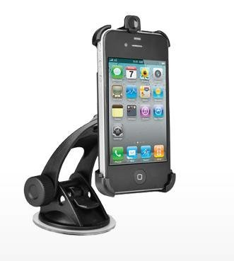 iPhone 4 iGrip Window and Dash Car Mount