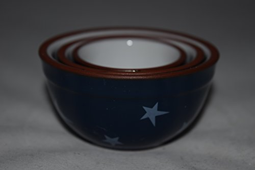 Bearware Pottery Works - Miniature Mixing Bowl Set
