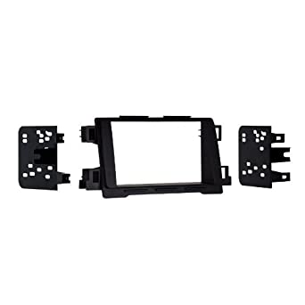 Metra 95-7522B Double DIN Dash Installation Kit for Select MAZDA CX-5 2012-UP Vehicles Metra Electronics Corp