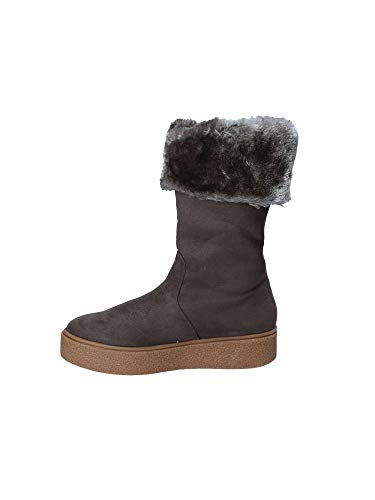 Women PI18RY1127S006 Boots Grey Fornarina Ankle qntYdwRR