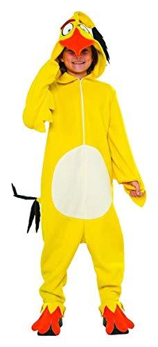 Rubie's Costume Kids Angry Birds Movie Chuck Costume, -