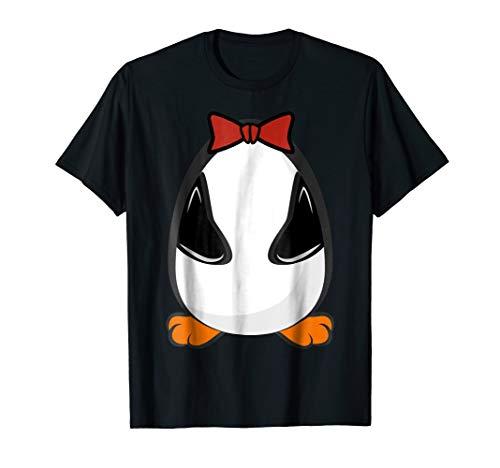 Penguin Costume Shirt - Halloween Penguin Outfit ()