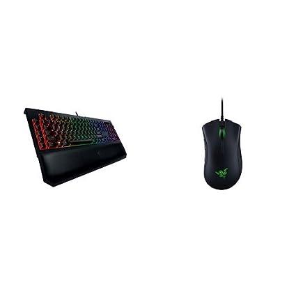 Amazon Com Razer Blackwidow Chroma V2 Clicky Mechanical Gaming