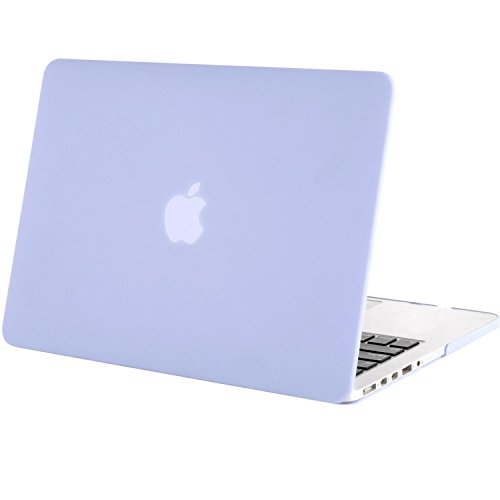 Mosiso Plastic Hard Case Cover Only for MacBook Pro 13 Inch