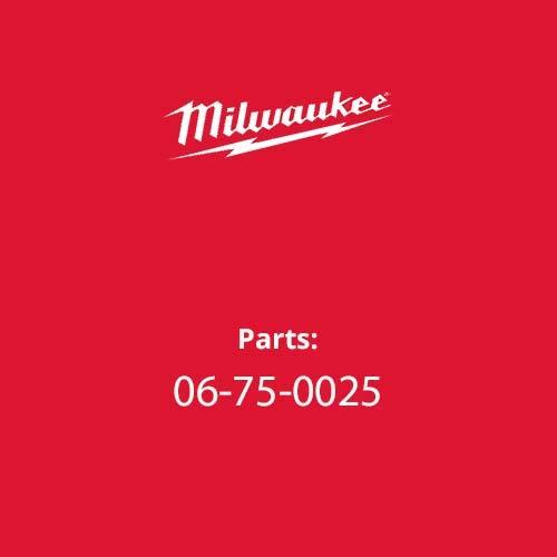 Pad Milwaukee (Milwaukee 06-75-0025 Blade/Backing Pad Screw)