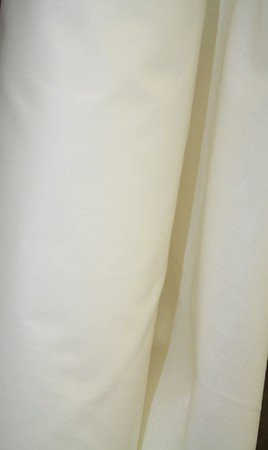 Roc-lon® Rain No Stain® Drapery Lining White Fabric By the Yard Rain No Stain