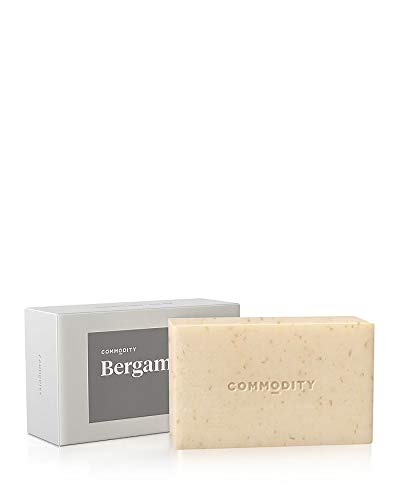 - (1) COMMODITY Bergamot Exfoliating Bath Bar SIZE 8 oz/ 225 g