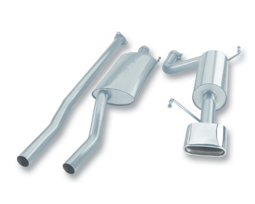 (Borla 140195 Stainless Steel Cat-Back Exhaust System)