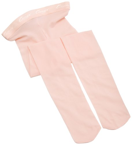 Capezio Girls 2-6x Hold & Stretch Footed Tight