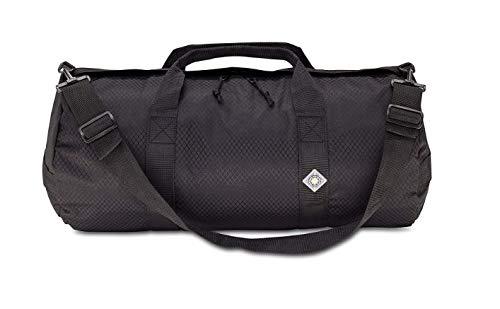 - NorthStar SD1224DLX Sport Duffle Bag, Diamond Black, 12
