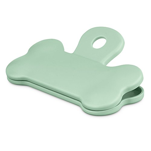 - Bowlmates Dog Food & Treat Bag Clip, One Size Fits All, Blue