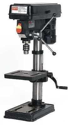 Bench Drill Press, Belt, 10'', 1/3 HP, 120V by Dayton