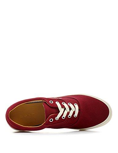 Hombre Funerariaselcarmen Para es Gant Mahagony Zapatos 14638606 Rojo aPYnqZwt