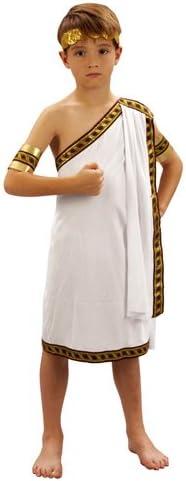 Niño Disfraz de lujo griego Eros. Tamaño: 7-9 años: Amazon.es ...