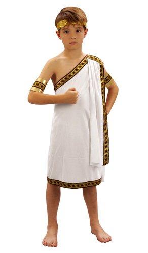 Niño Disfraz de lujo griego Eros. Tamaño: 7-9 años: Amazon ...