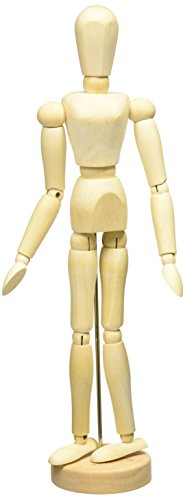 Jack Richeson 710113 12'' Female Manikin by Jack Richeson