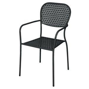 4 x Toreras diseño de lámpara de sillones acero negro ...