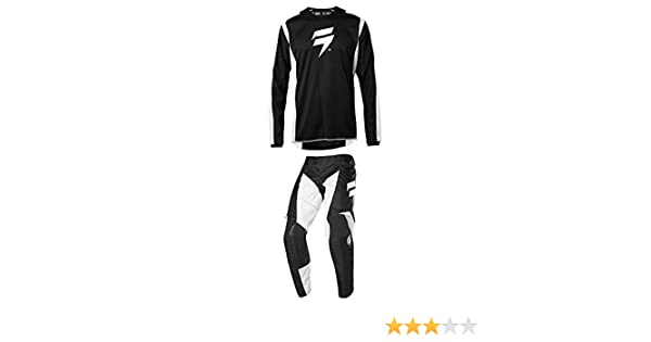 Shift Racing White Label Race Jersey 2//Pants M,38
