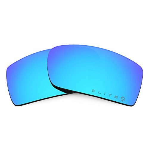 Revant Polarized Replacement Lenses for Oakley Gascan Elite Ice Blue - Lenses Polarized Define