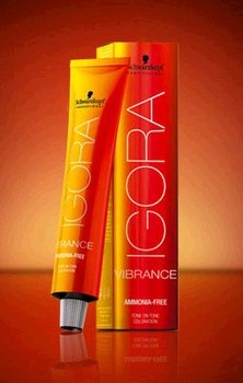 Schwarzkopf Igora Vibrance 5-7 Tone on Tone Coloration 60ml
