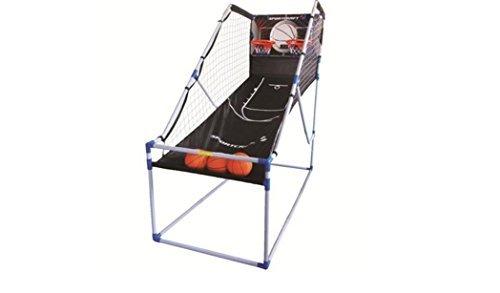 - Sportcraft Double Shot Electronic Basketball Arcade Game