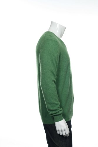 Club Room Green V-Neck Sweater, Size Large by Club Room (Image #4)